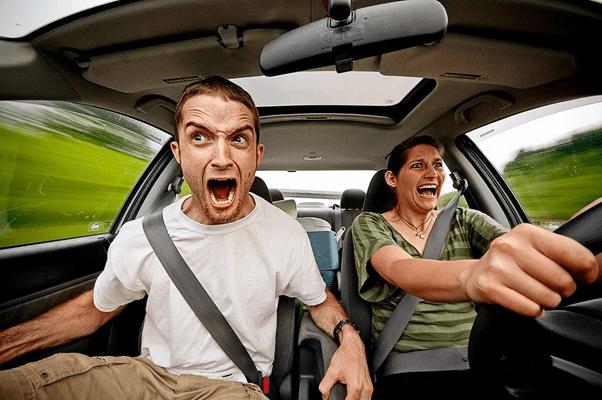 Страх перед керуванням авто