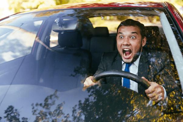 Страх перед водінням